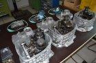 Serien-Getriebe überholen (R2V 5-Ganggetriebe)